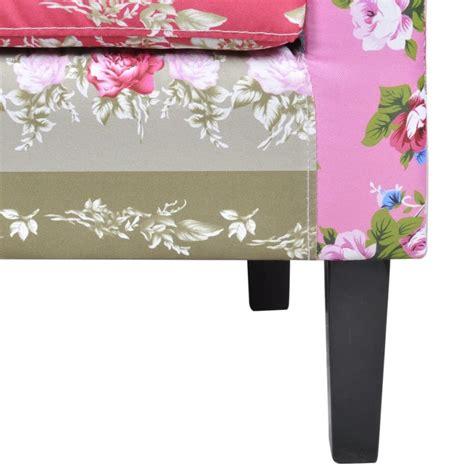 sillon descanso sill 243 n de descanso con retales de tela de dise 241 o floral