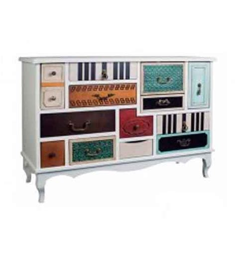 laras blancas consola decorativa vintage blanco de dise 209 o rectangular