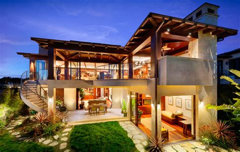 exterior home design los angeles ocean view manhattan beach home contemporary exterior