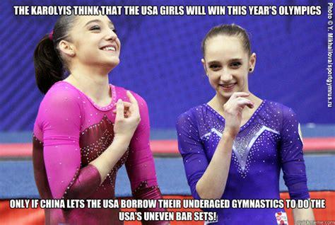 Gymnastics Meme - gymnastics lawl memes quickmeme