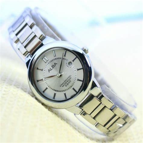 Harga Jam Tangan Merk Alba Original jual jam tangan alba jakarta alba al128 jam tangan wanita
