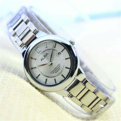 Harga Jam Tangan Merk Al Fajr jual jam tangan alba jakarta alba al128 jam tangan wanita