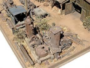 Model railroad diorama flickr photo sharing