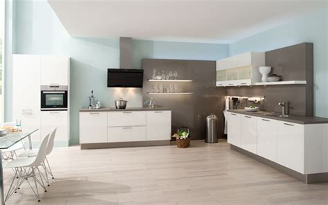 küche grau weiß schlafzimmer komplett 5 teilig