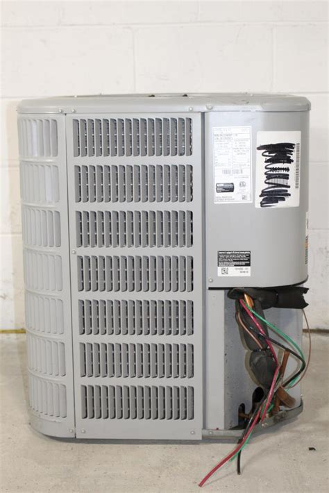 aire flo air conditioner compressor property room
