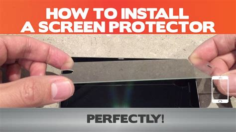 10 tips on how to hang almost anything finding home farms how to install any screen protector perfectly 10 steps