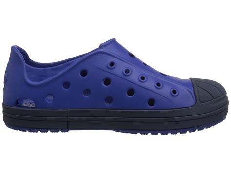 crocs shoes for kid crocs bumper toe shoe toddler kid cerulean