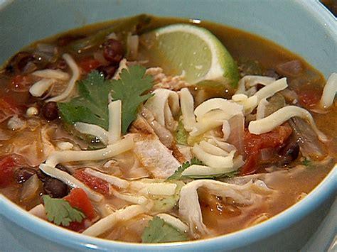 Barefoot Contessa Chicken Stew chicken tortilla soup recipe danny boome food network