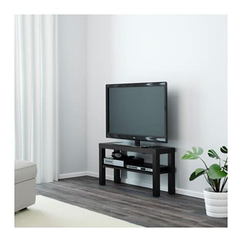 ikea lack tv bench lack tv bench black 90x26 cm ikea