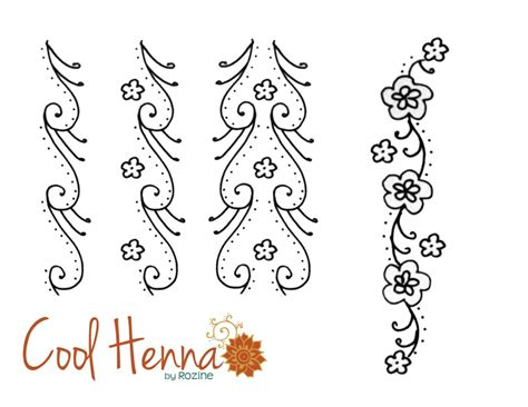 simple henna tattoo designs for beginners easy henna designs for beginners on wrist these simple