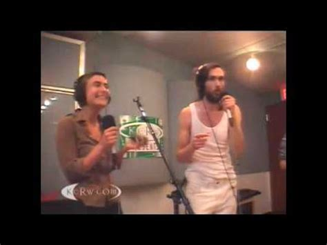 edward sharpe the magnetic zeros home live kcrw