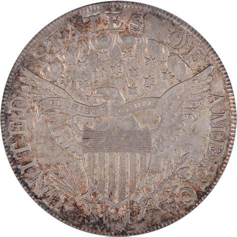 draped bust silver dollar 1799 us draped bust silver dollar 1 heraldic eagle