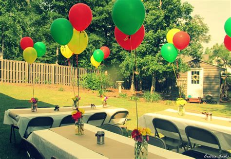 Backyard Graduation Party Ideas Outdoor Furniture Design Backyard Graduation Ideas