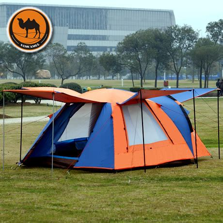 Tenda Tent Cing Outdoor Person Shelter Family Instant 2 Dome Cabi camelo 3 4 pessoas grande barraca da fam 237 lia barraca de