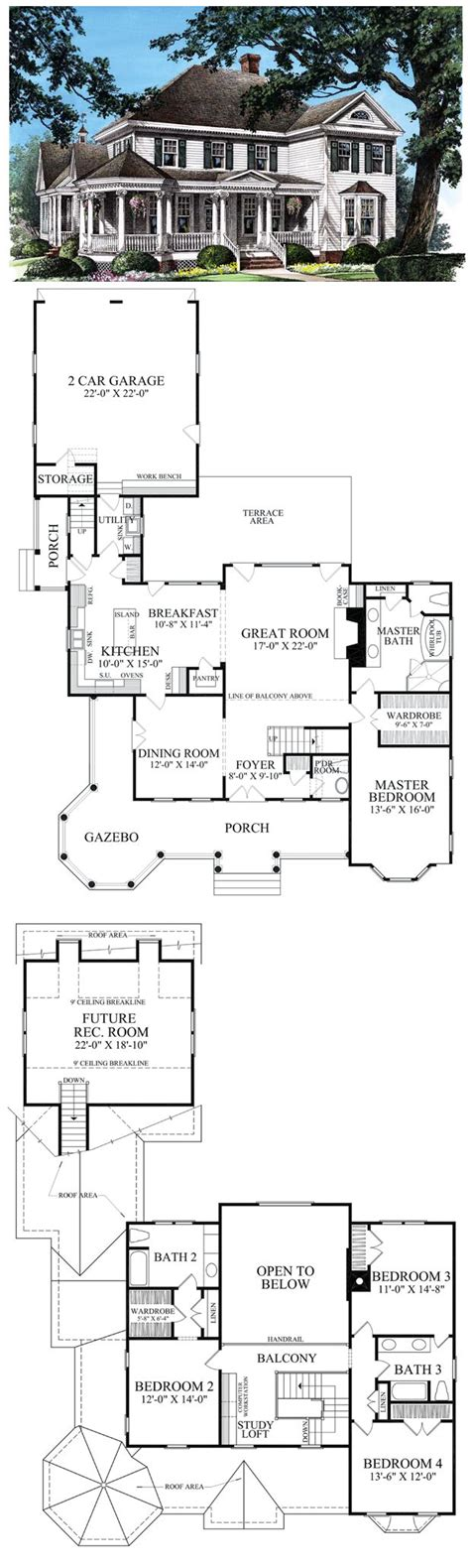 Mayberry House Plan by Houseplan 86280 In A Southern