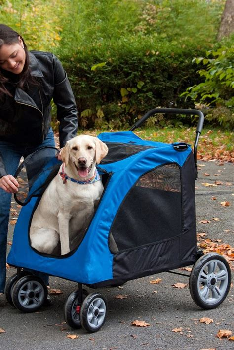 strollers for large dogs pet gear expedition pet stroller review