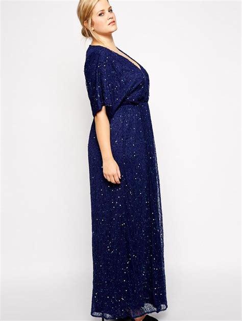 Plus size kimono maxi dress   PlusLook.eu Collection
