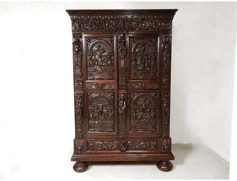 Carved Cabinet carved oak cabinet rectory living