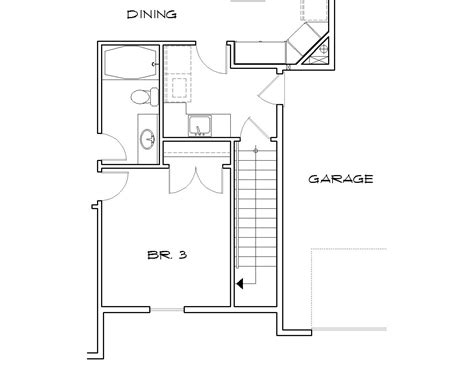 house plan 2428c the winthrop floor plan details stamford 2428 3 bedrooms and 2 5 baths the house designers