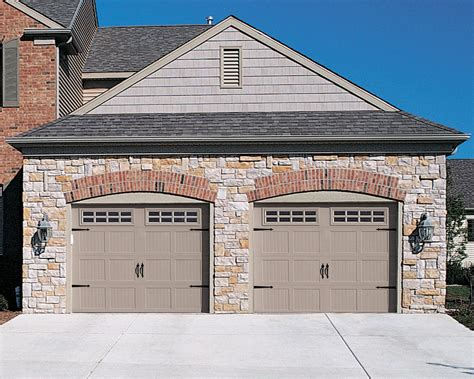 style your garage knowing garage door styles to the best one for you