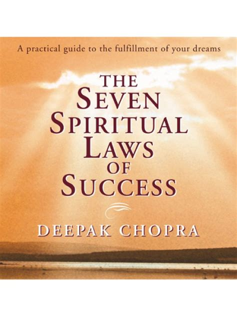 the seven spiritual laws quotes by tom gegax like success