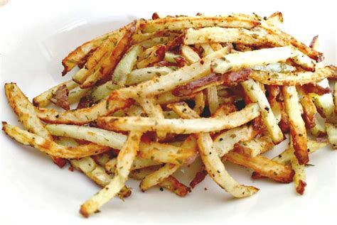 air fryer parmesan truffle fries with oxo chef s mandoline opera singer in the kitchen