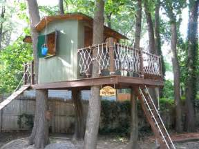 Simple tree houses unique home designs