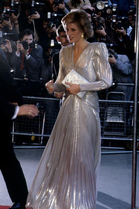 Diana Princess Dress princess diana and fashion legacy bess evie s vintage