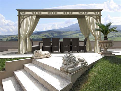 luxury gazebo iron gazebo luxury home by unosider