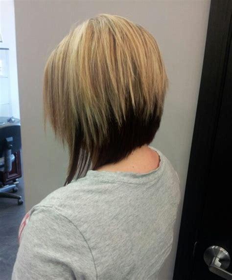 two tone bob hairstyle two tone bob haircuts popular haircuts