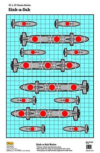 printable shooting targets battleship underthebed surplus on amazon com marketplace pulse