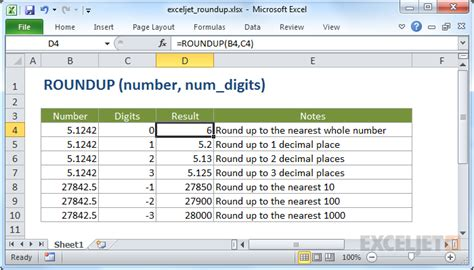 how to round up to the nearest 10 in excel chron com