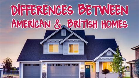 differences between american houses part 1