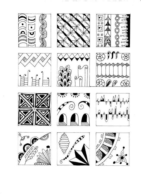 doodle sign up sheet pin by morse on zentangle patterns