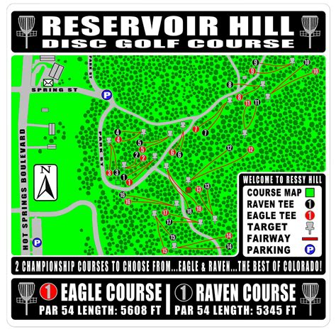colorado golf courses map disc golf courses pagosa springs colorado
