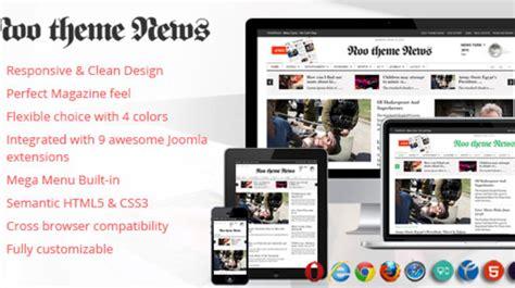 Best Joomla Magazine Templates Joomla Magazine Template