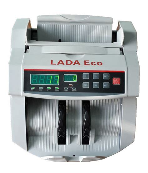 lada led lada eco led note counting machine note detector