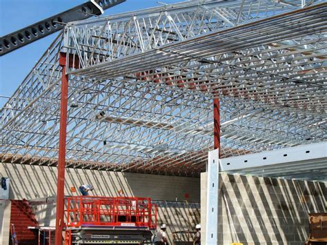 Steel Trusses   Select Trusses & Lumber, Inc.