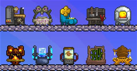 Terraria Bed Recipe by Living Loom Terraria Wiki Fandom Powered By Wikia