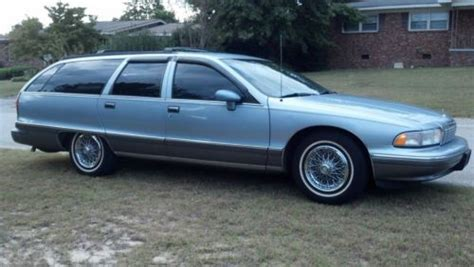 how to sell used cars 1994 chevrolet caprice free book repair manuals sell used 1994 chevrolet caprice classic wagon 4 door 5 7l in north augusta south carolina