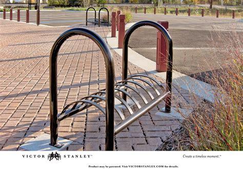 Victor Stanley Bike Rack by Bk 4 Victor Stanley Site Furniture