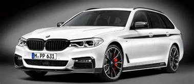 Bmw 5 Series Wagon 2017 Bmw 5 Series Touring Wagon M Performance Parts Dpccars