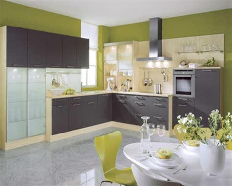 küchengestaltung grün k 252 che orange farbe