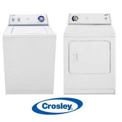crosley washer dryer combo caws9234vq cedx631vq - Crosley Washer And Dryer Reviews