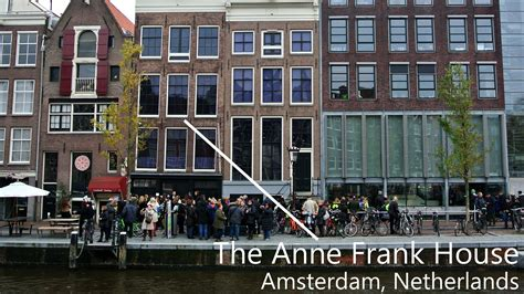 anne frank house anne frank house in amsterdam amsterdam s city guide