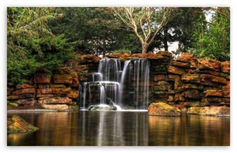 mini waterfall for desk beautiful small waterfall 4k hd desktop wallpaper for 4k