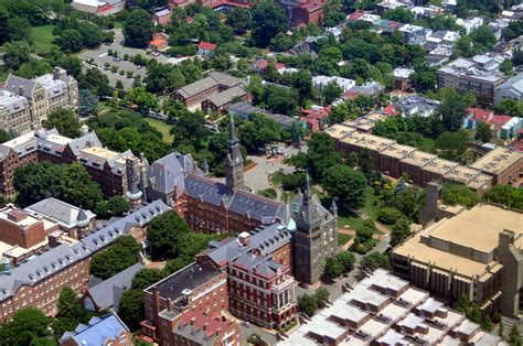 Usc Vs Georgetown Mba by Cus Vs City Universities Which Should You Choose