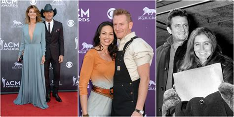 12 country singer couples most inspiring marriages in country music