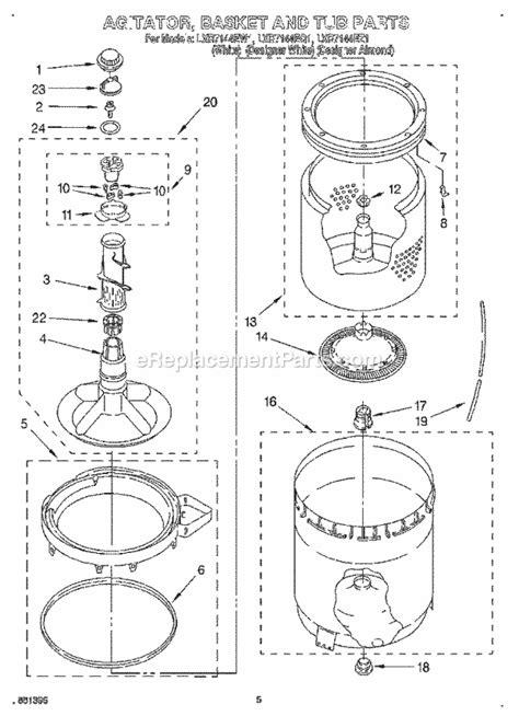 whirlpool maker parts diagram whirlpool lxr7144eq1 parts list and diagram
