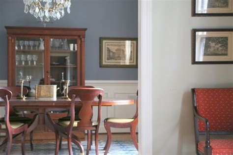 Facing Dining Room Colors The Best Dining Room Paint Color